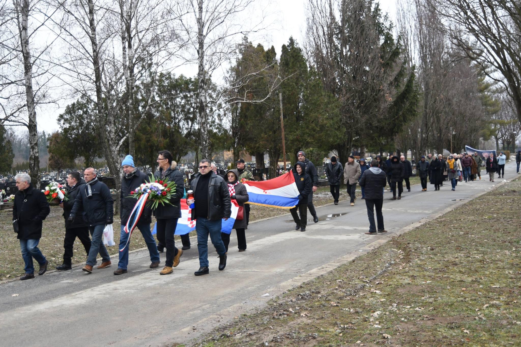 Da se ne zaboravi majka Kata Šoljić 14 Vukovar 2018