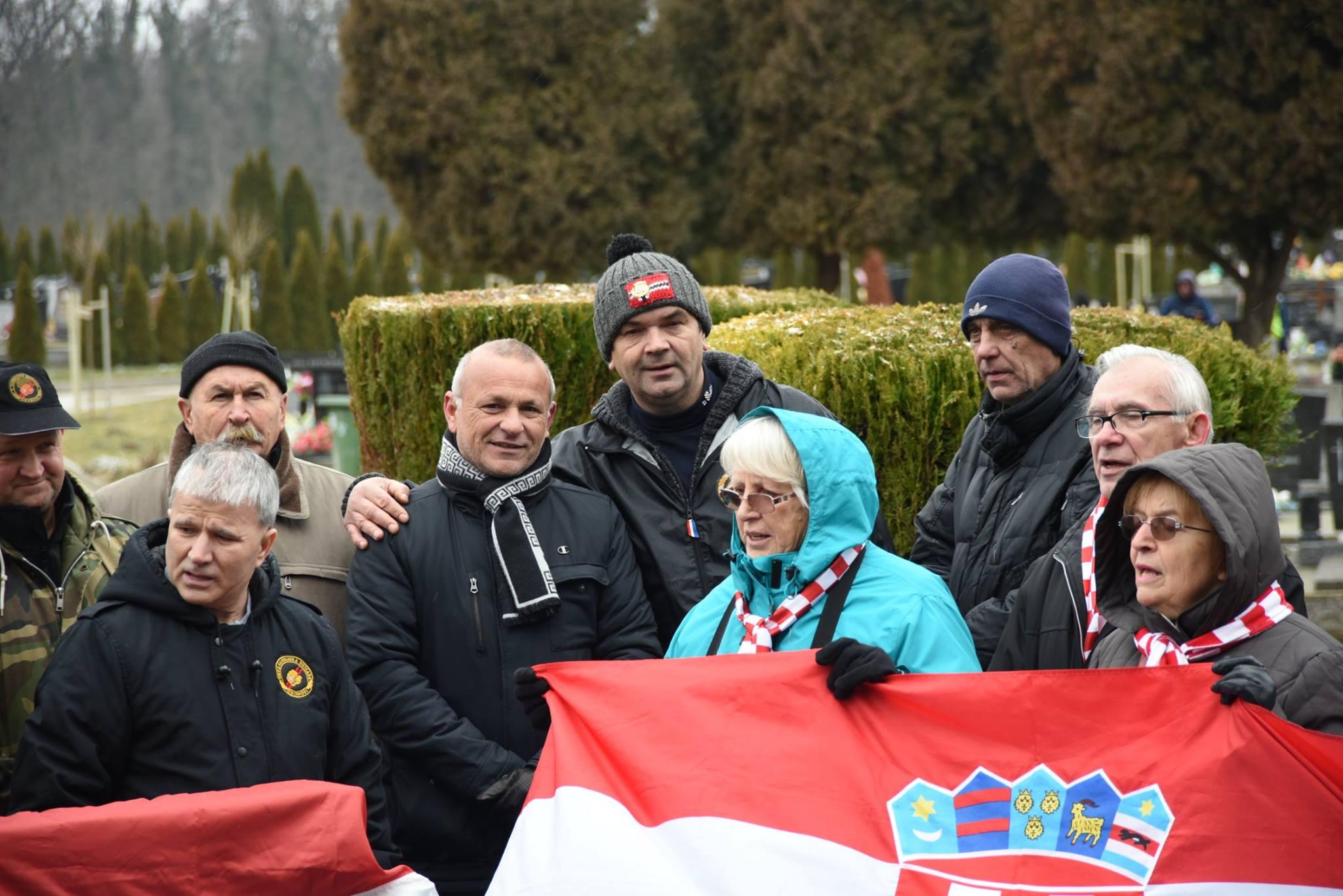 Da se ne zaboravi majka Kata Šoljić 16 Vukovar 2018