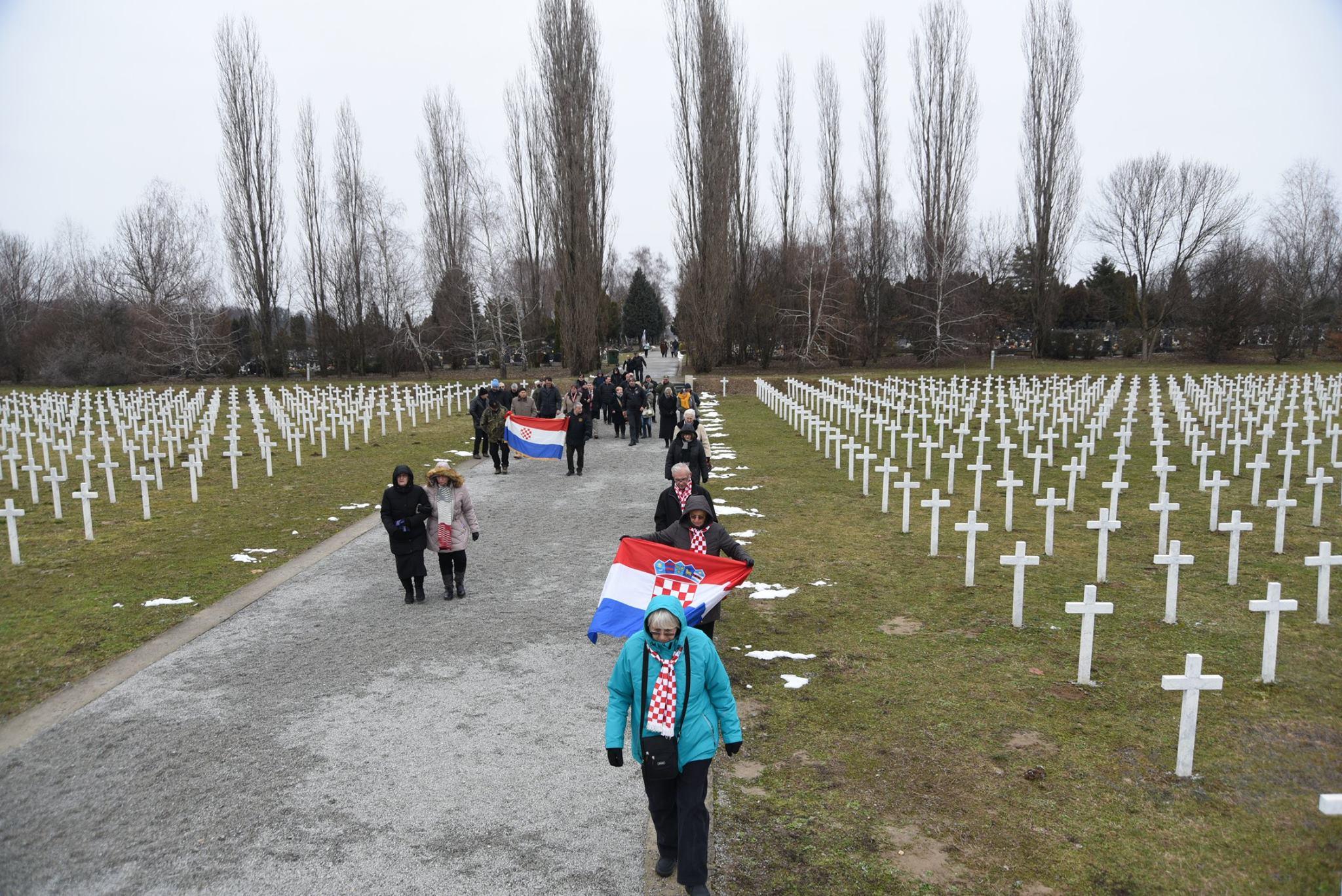 Da se ne zaboravi majka Kata Šoljić 19 Vukovar 2018