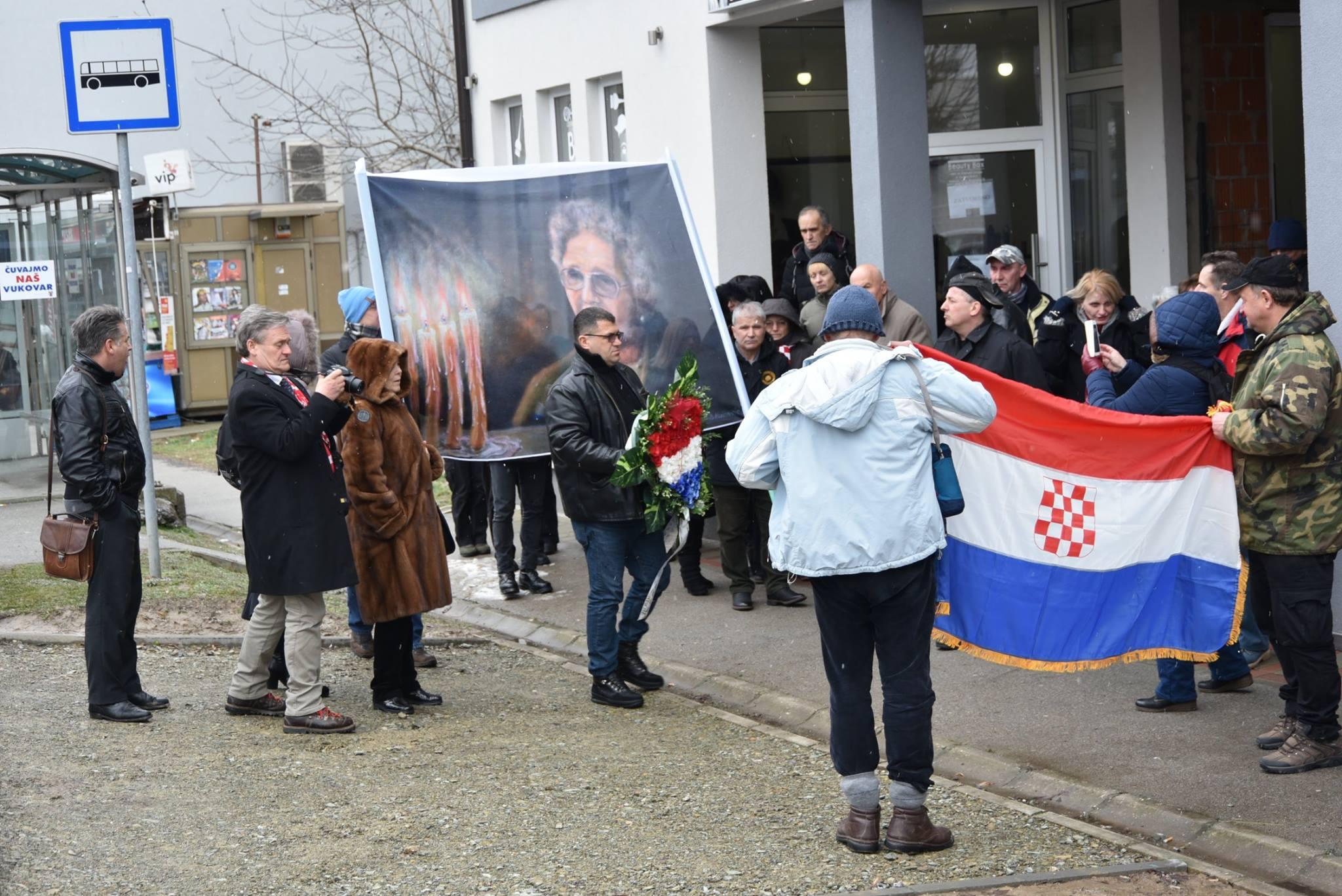 Da se ne zaboravi majka Kata Šoljić 1 Vukovar 2018