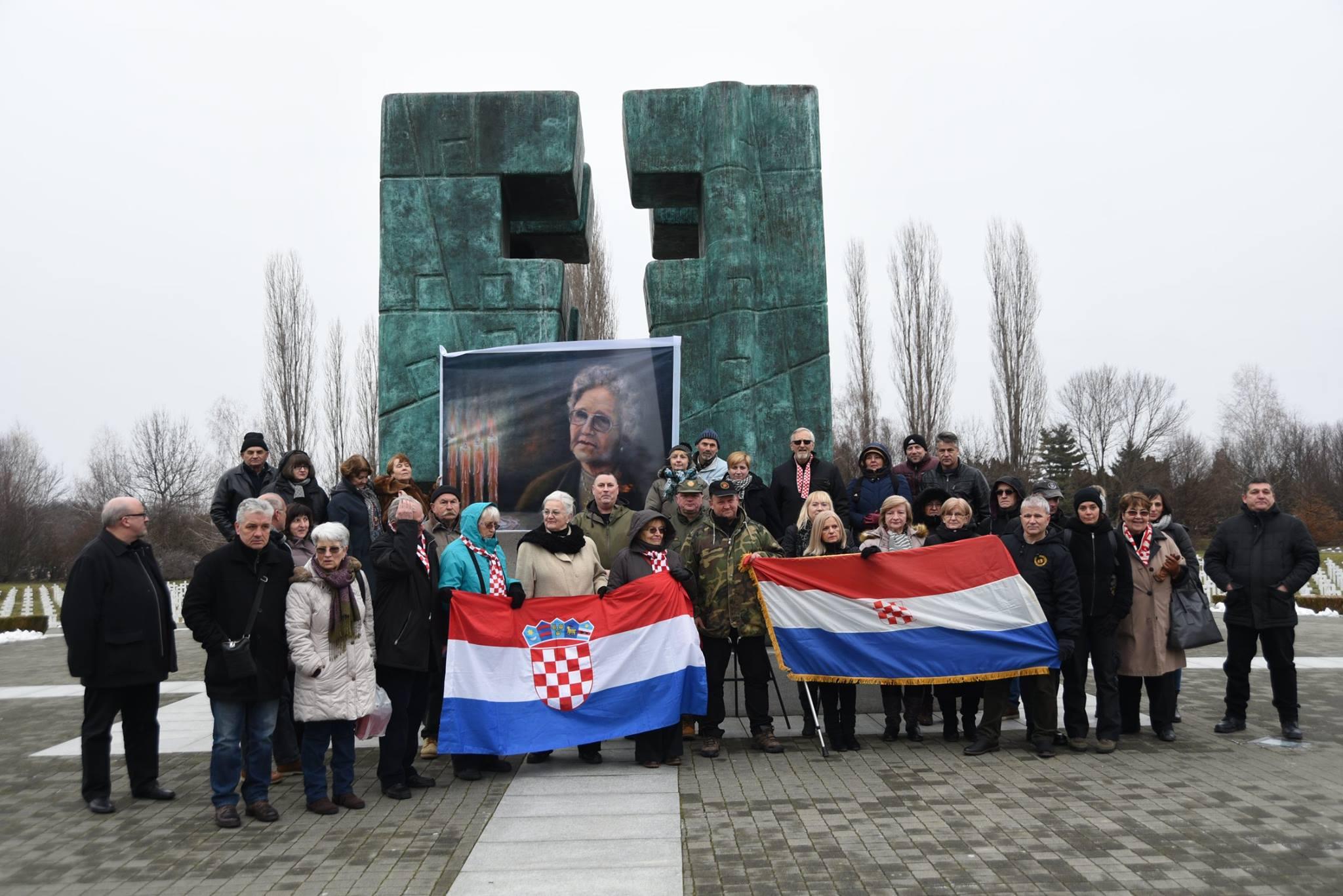 Da se ne zaboravi majka Kata Šoljić 20 Vukovar 2018