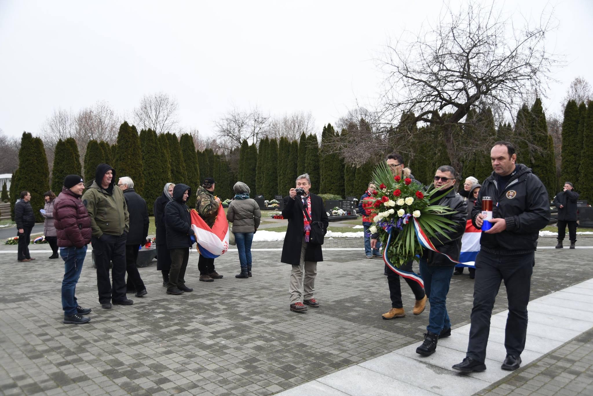 Da se ne zaboravi majka Kata Šoljić 21 Vukovar 2018
