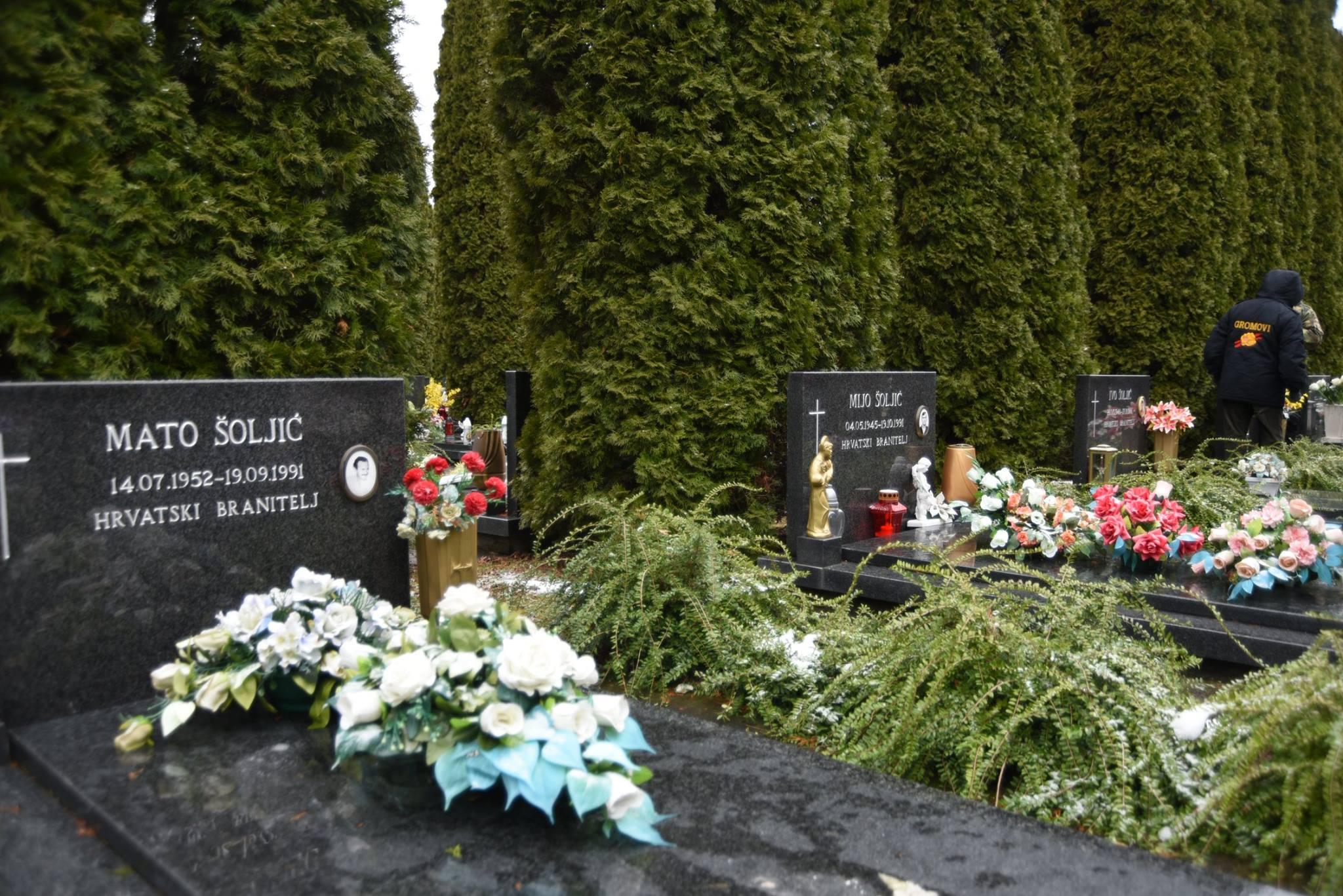 Da se ne zaboravi majka Kata Šoljić 23 Vukovar 2018