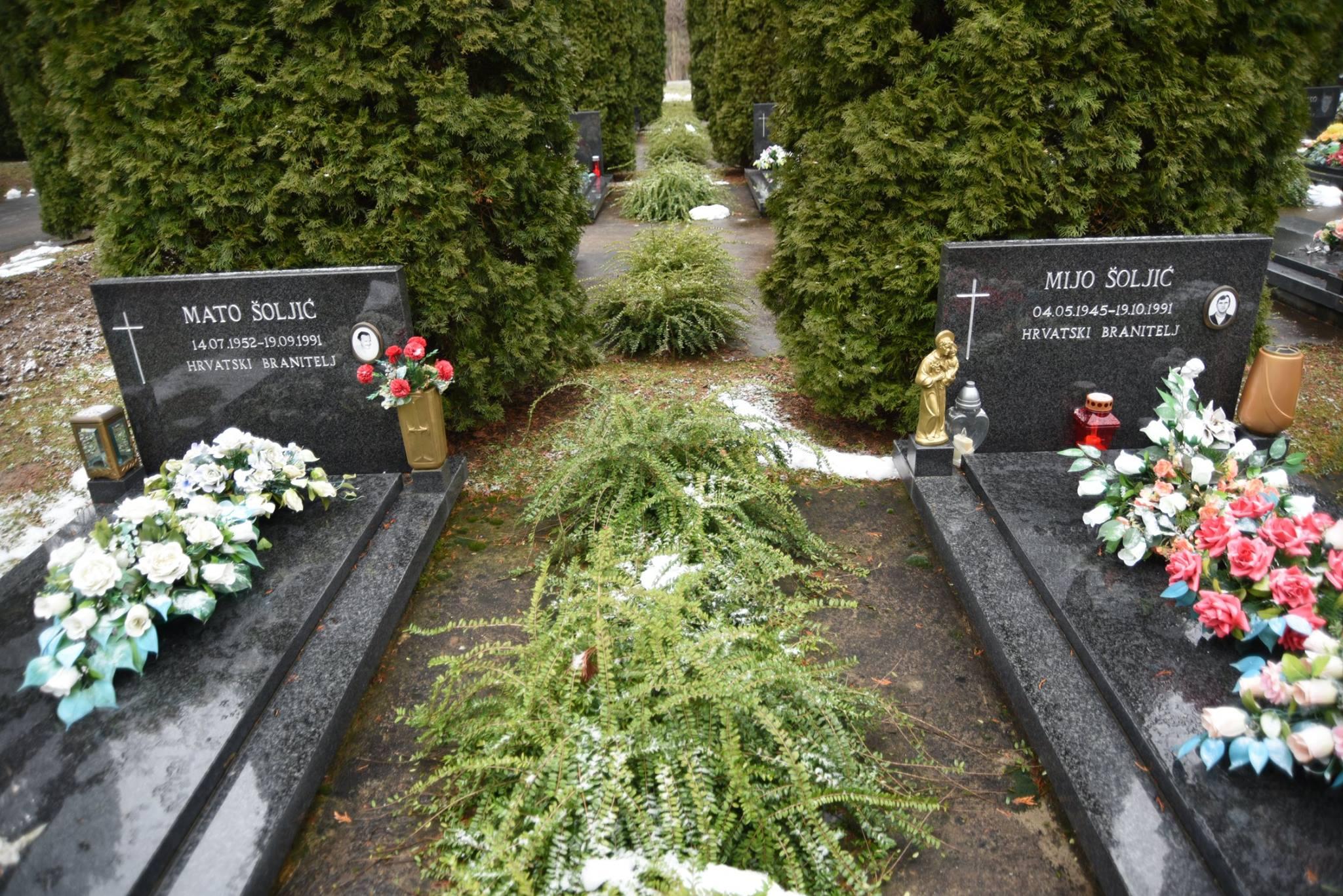 Da se ne zaboravi majka Kata Šoljić 24 Vukovar 2018