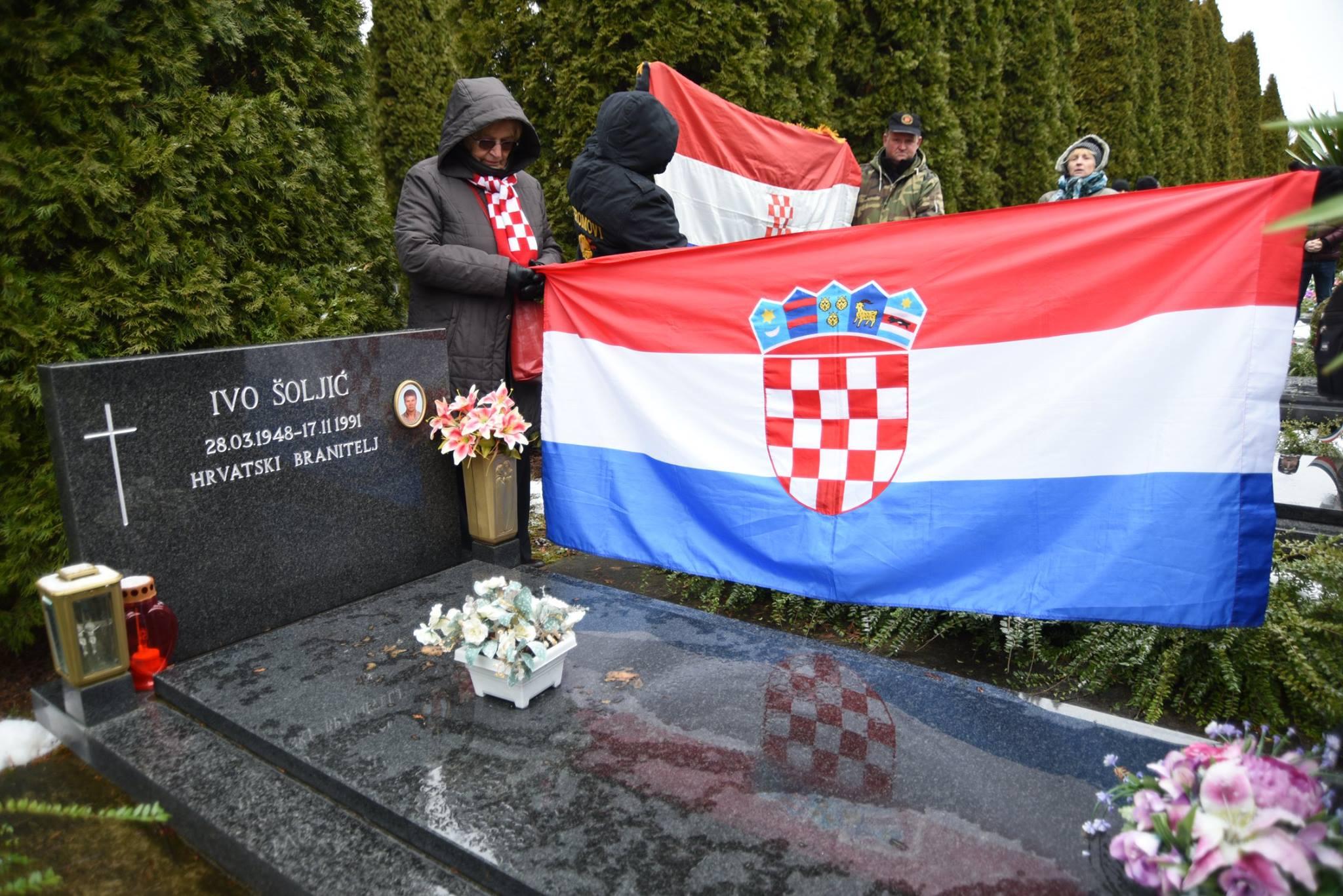 Da se ne zaboravi majka Kata Šoljić 25 Vukovar 2018