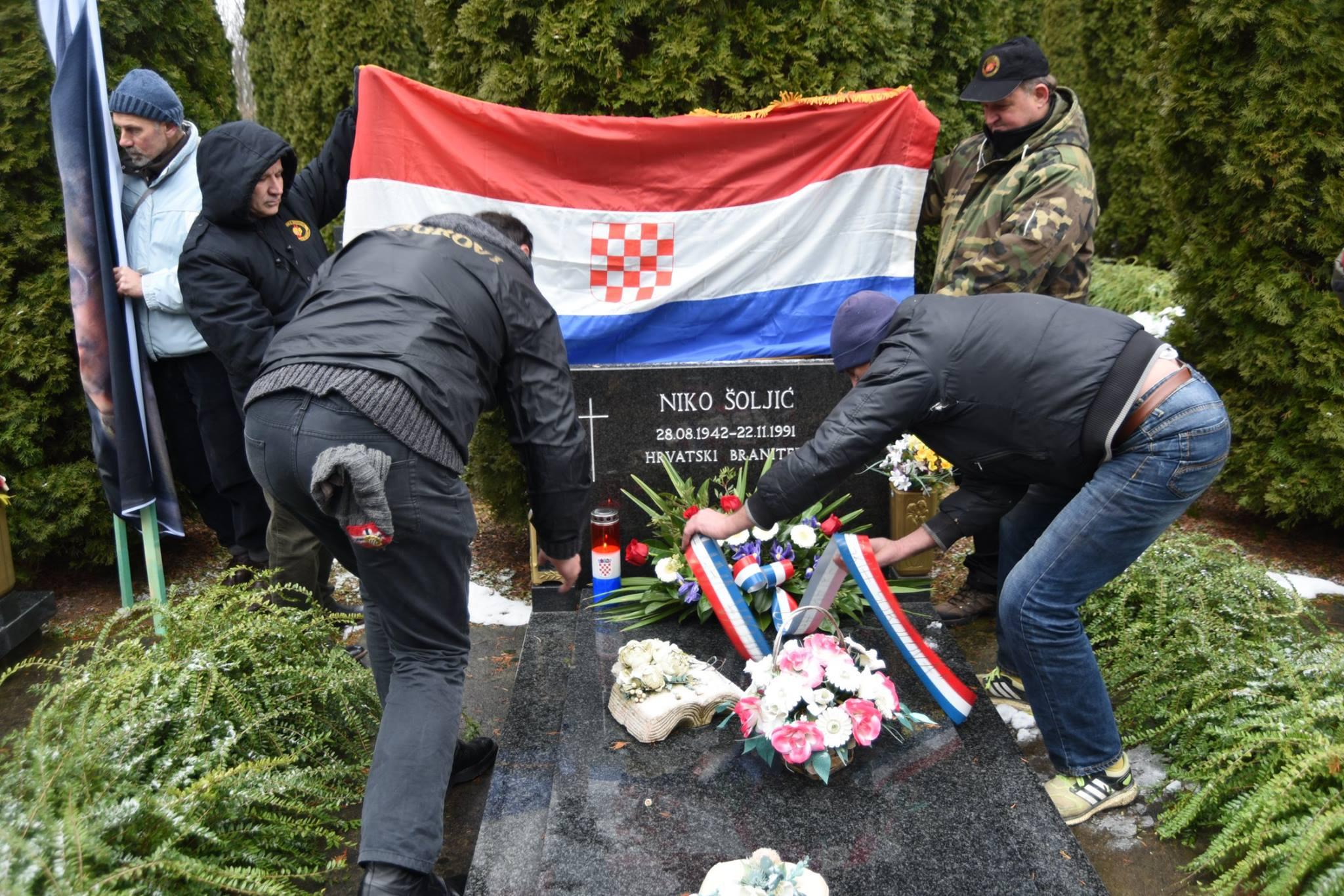 Da se ne zaboravi majka Kata Šoljić 26 Vukovar 2018