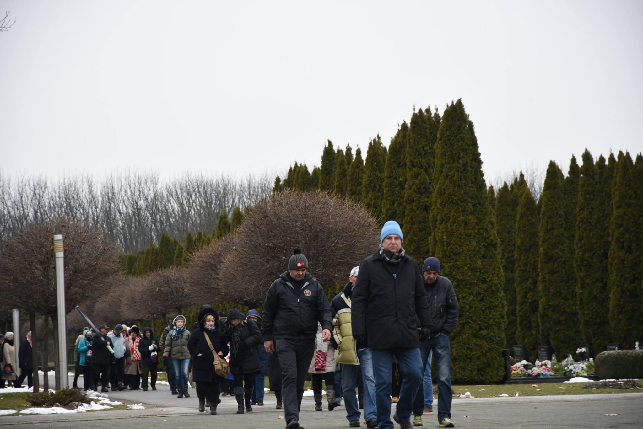 Da se ne zaboravi majka Kata Šoljić 27 Vukovar 2018