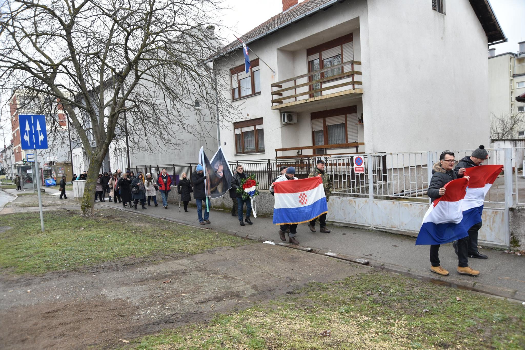 Da se ne zaboravi majka Kata Šoljić 2 Vukovar 2018