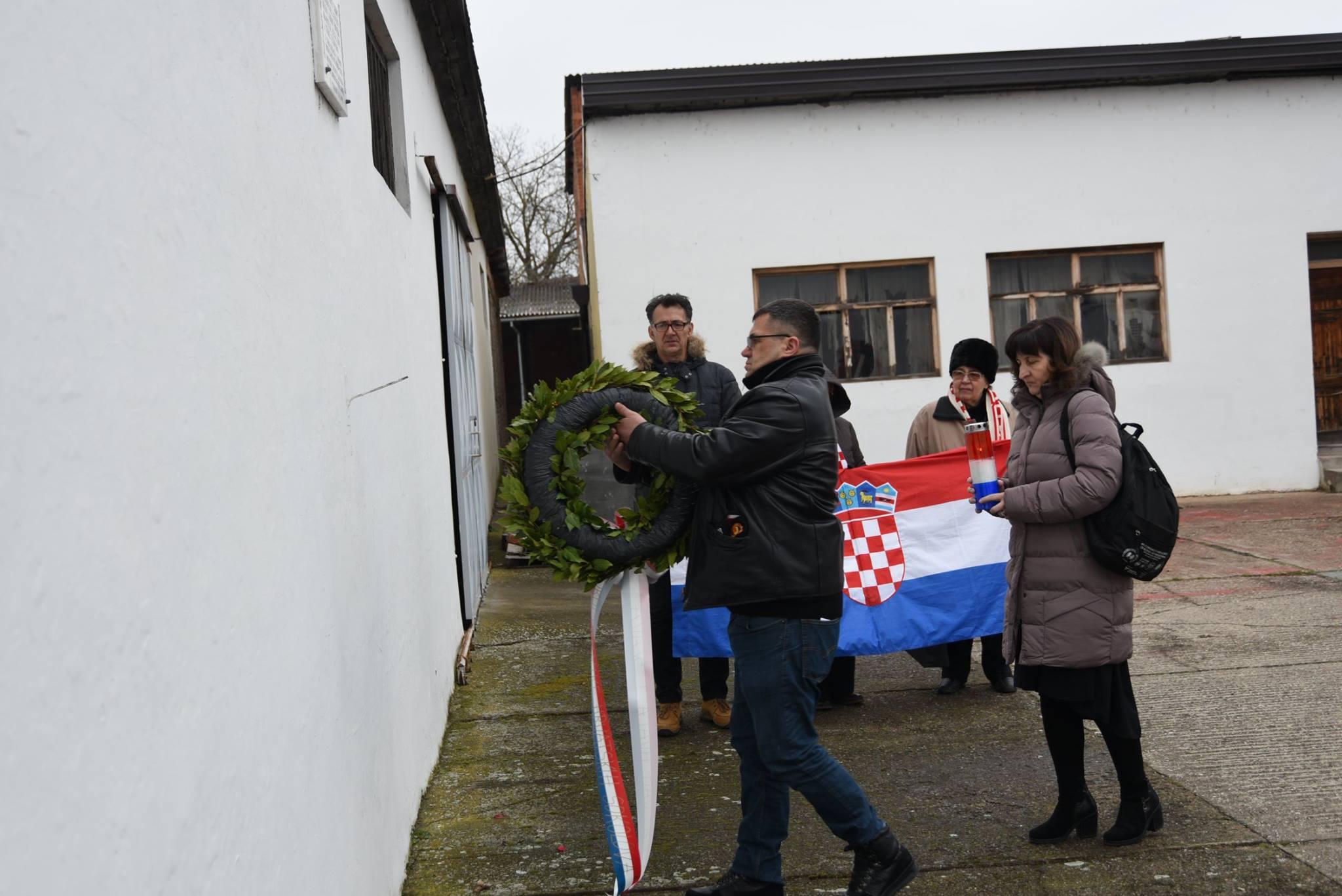 Da se ne zaboravi majka Kata Šoljić 30 Ovčara Vukovar 2018