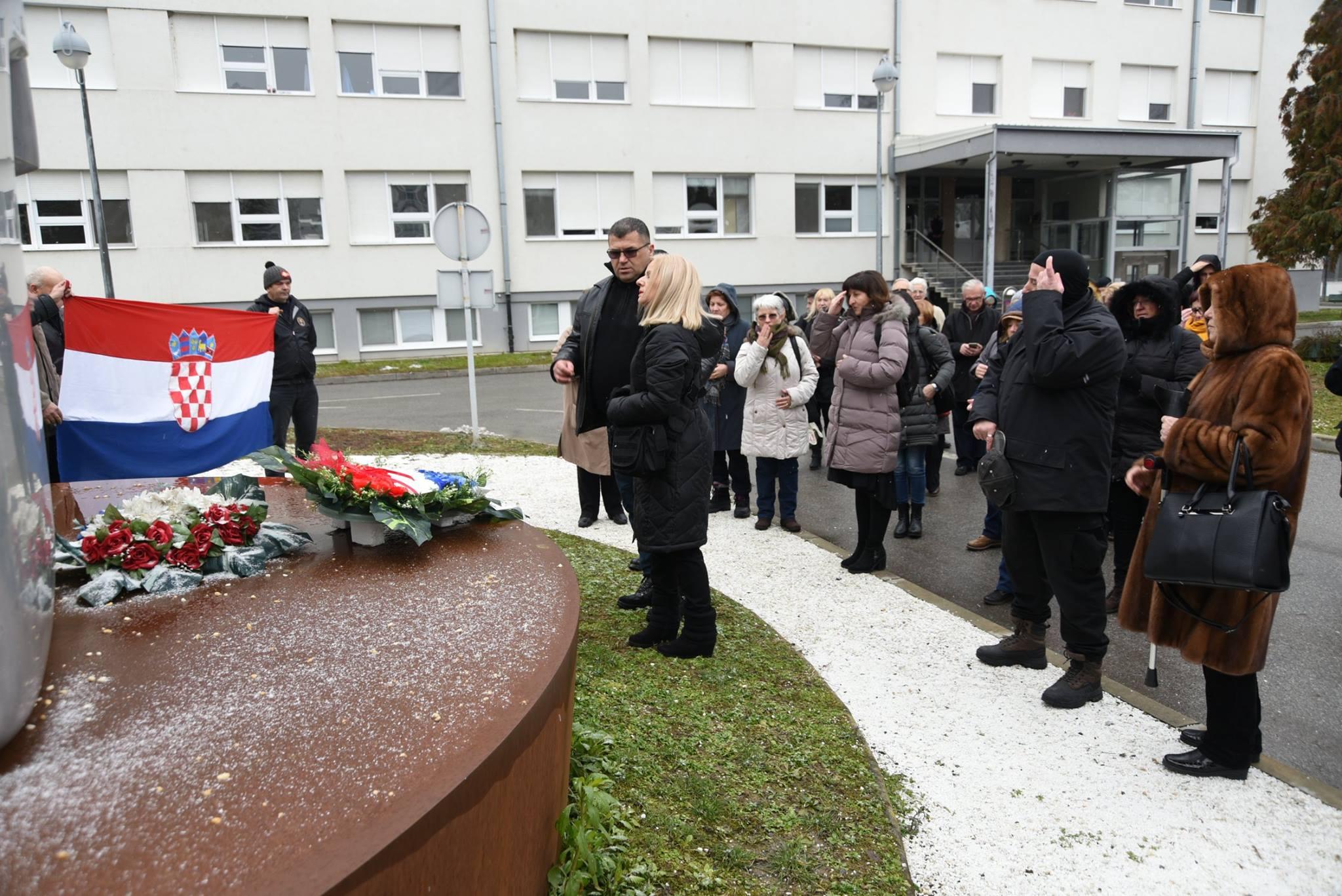 Da se ne zaboravi majka Kata Šoljić 3 Vukovar 2018