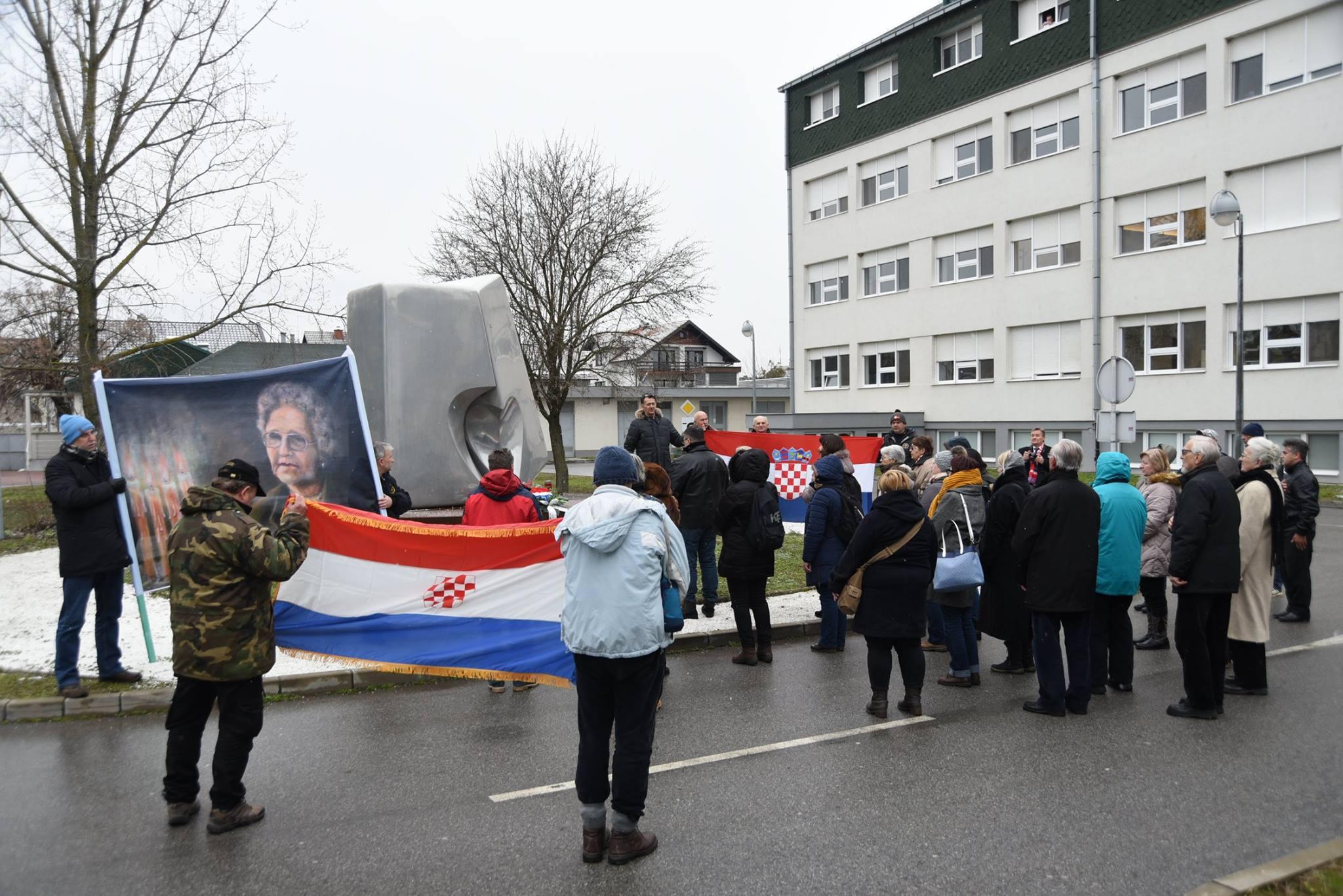 Da se ne zaboravi majka Kata Šoljić 5 Vukovar 2018