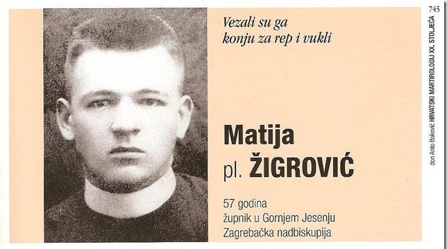 Image result for MATIJA ŽIGROVIĆ